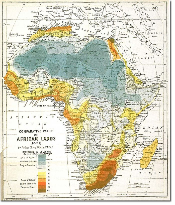comparative value of african lands 95 best