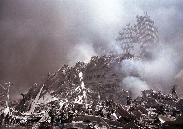 Teroristický útok z 11. září 2001 v New Yorku a Washingtonu– Novinky.cz