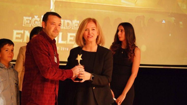 Yılın En İyi Eğitim Bloğu Ödülü EgitimTeknoloji.Net'in