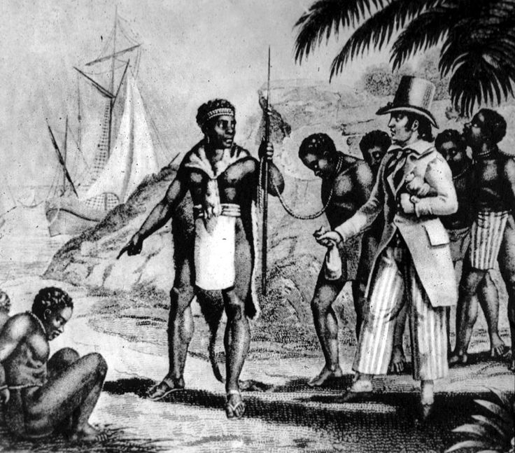 """an analysis of the african slaves and the escape from the plantations Daily lives of slaves – what really happened slavery reshaped european and african life in the slave was to work on the large plantations """"slave owners."""