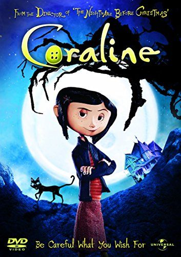 From 0.01:Coraline (2D Version Only) [DVD] [2009]