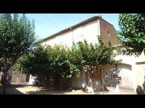 AB Real Estate France: #Pezenas Authentic Old Winemaker's House for Sale in Pezenas area, Languedoc Roussillon, South of France