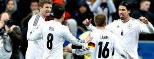 Alemania presenta lista preliminar para el Mundial 2014 | Buscartendencias.com