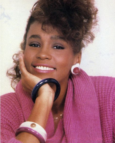 Sweet in pink Whitney!!
