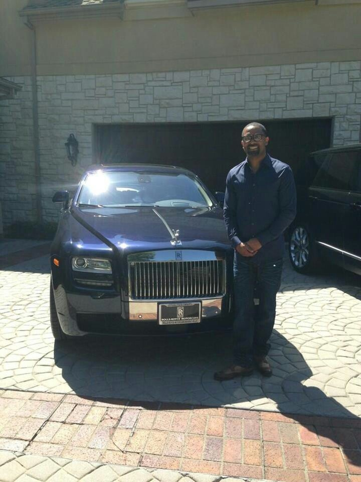 Mike Epps Rolls Royce Ghost | Celebrity Cars | Pinterest ...