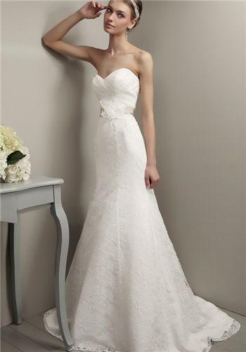 Adriana Alier Wedding Dresses - The Knot