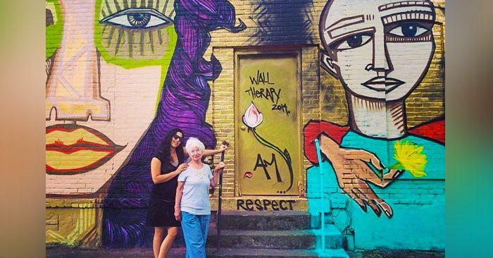 El mundo del graffiti no es exclusivo de los hombres. Estas 10 artistas callejeras demuestras que son las mejores, incluso no tienen nada que envidiarle a Banksy