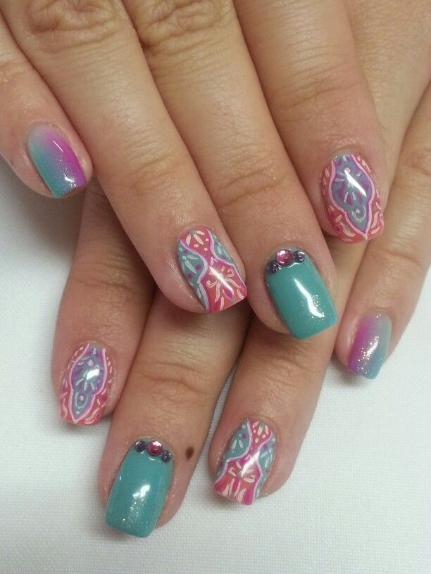 42 Best Bio Sculpture Nails By Maureen Brill Images On