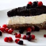 Makovo-tvarohový dort