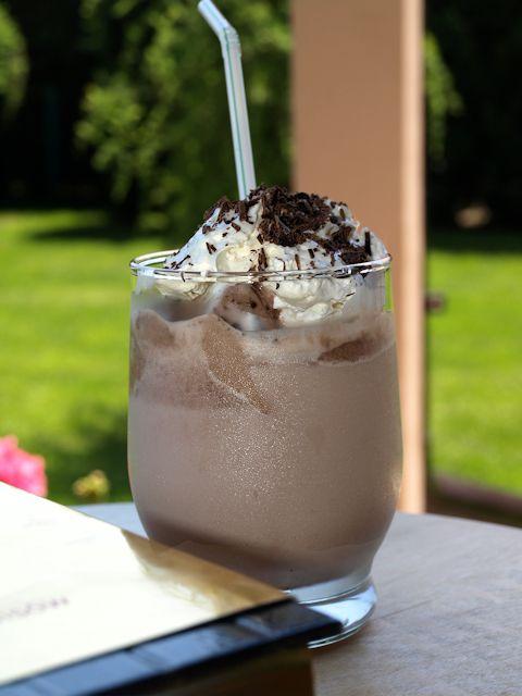 mrozona czekolada