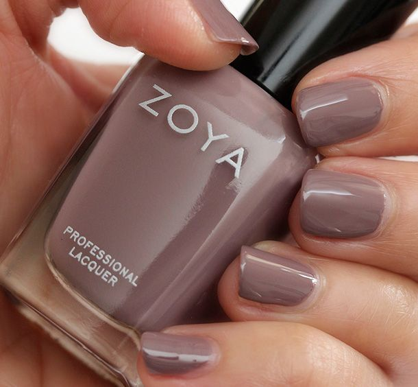 #obsessed #polish #zoya #nailZoya Nail Polish – Obsessed