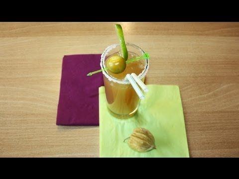 YELLOW SUBMARINE - leckerer alkoholfreier Cocktail