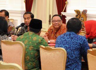 Jokowi Janji Turunkan Akan Turunkan Pajak UMKM