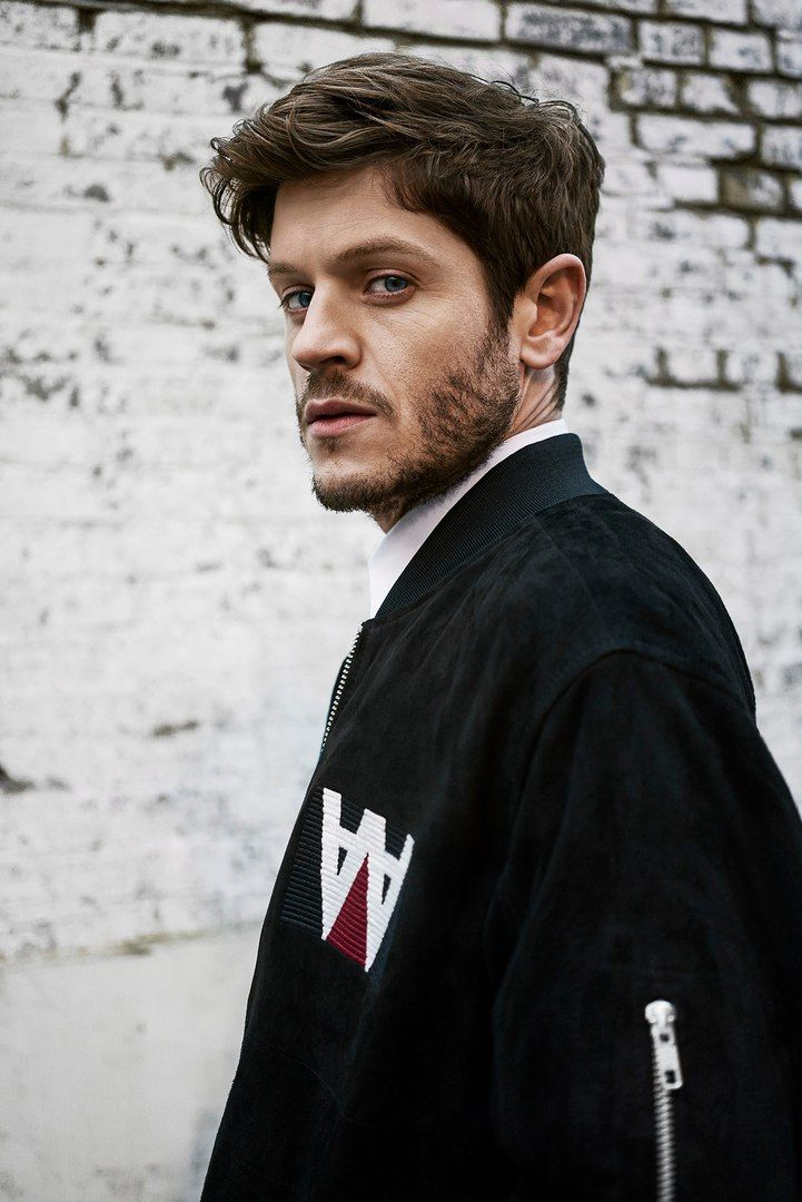Iwan Rheon, aka The Love of My Life, aka My BabyDaddy If That Was Still…