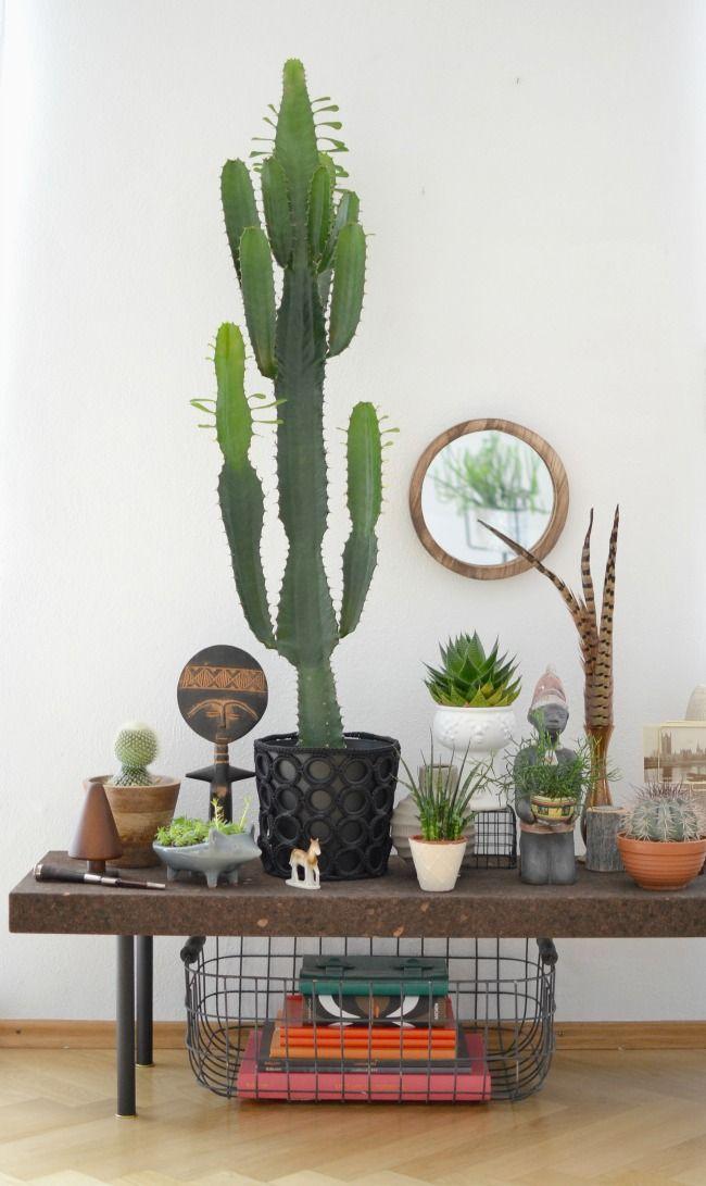look! pimp your room: Urban Jungle Bloggers: Plant Shelfie II