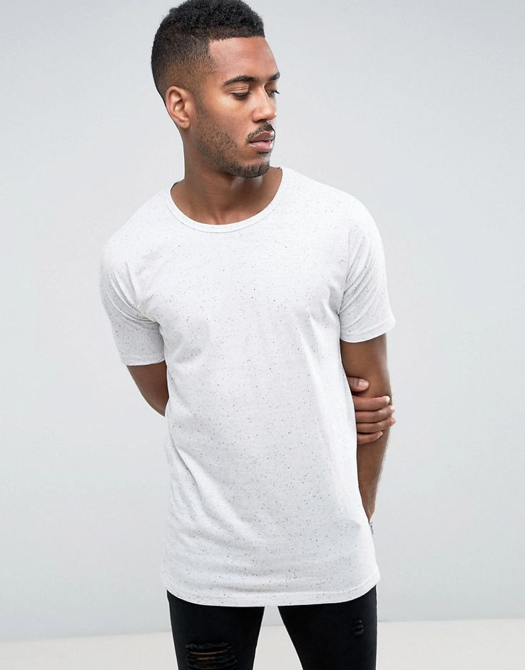 BELLFIELD BATWING T-SHIRT - CREAM. #bellfield #