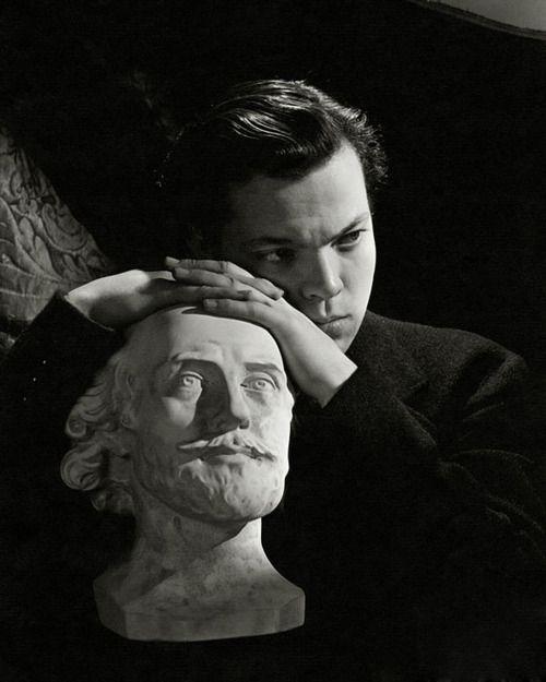 Orson Welles fotografiado por Cecil Beaton, 1942