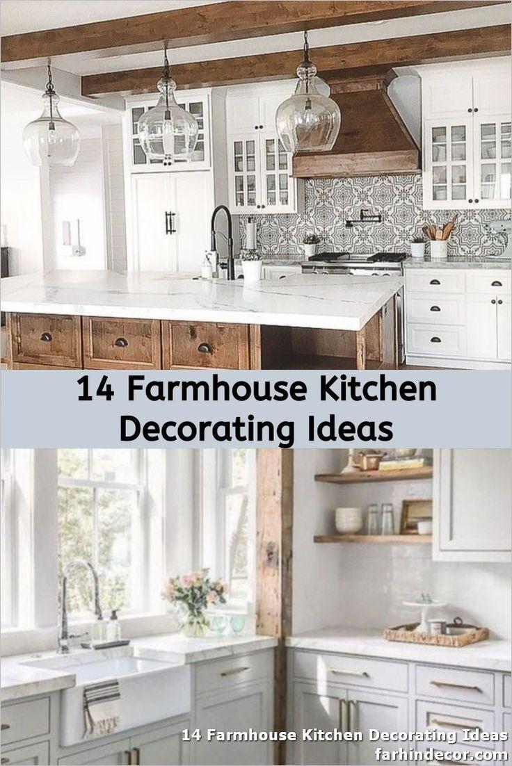 Pin On Houses Farmhouse Kitchen Decor Home Kitchens Kitchen Remodel Pinterest kitchen decorating ideas