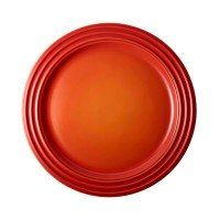 Le Creuset Stoneware Salad Plate - Flame, Set of 4