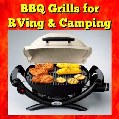 Lovely >> What Is The Best Barbeque Grill For RVing And Camping?