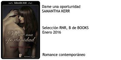 ágora: Dame una oportunidad - Samantha Kerr