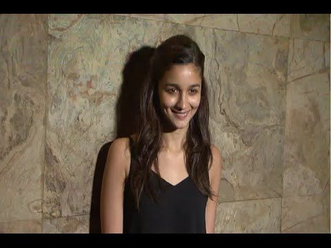Alia Bhatt spotted at the special screening of the movie BROTHERS. See the full video at : https://youtu.be/OUp74xtnaAk #aliabhatt