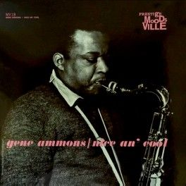 Gene+Ammons+Nice+An'+Cool+LP+200g+Vinyl+Prestige+Stereo+Analogue+Productions+Kevin+Gray+QRP+USA+-+Vinyl+Gourmet