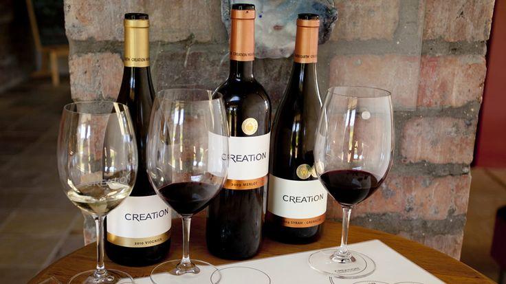 Wine Tasting in Hermanus - South Africa   Creation Wine Estate