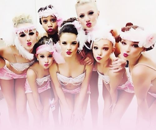 Dance Moms is a show were moms make their daughters dance. They are very hard on the girls and constantly nag the daughters to be perfect.