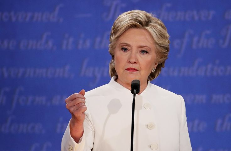 Clinton doesn't just philosophize about women's right to health care. She feels it.