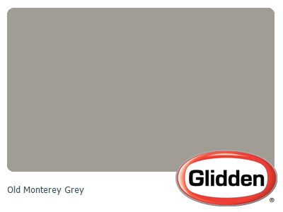 Old Monterey Grey Paint Color