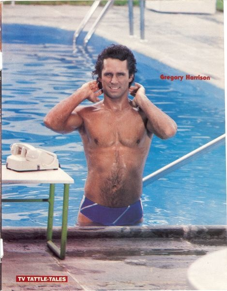 gregory harrison height