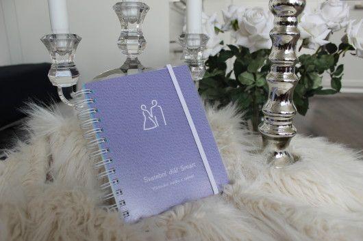 Svatební deník pro plánování svatby.