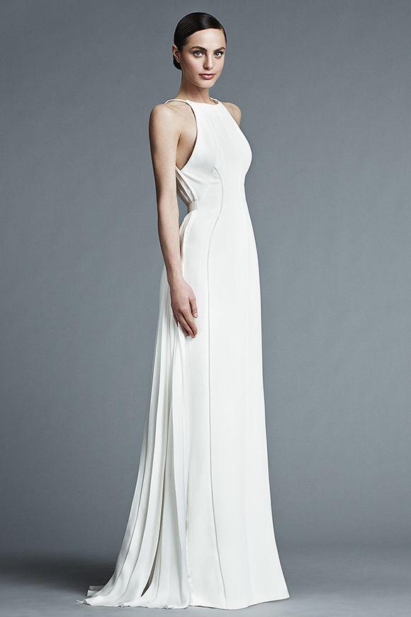 12 best Charlotte Simpson Bridal Gowns images on Pinterest | Wedding ...