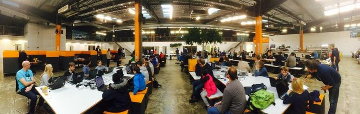 CoderDojo hosted at The Sharp Project and by SharpFutures