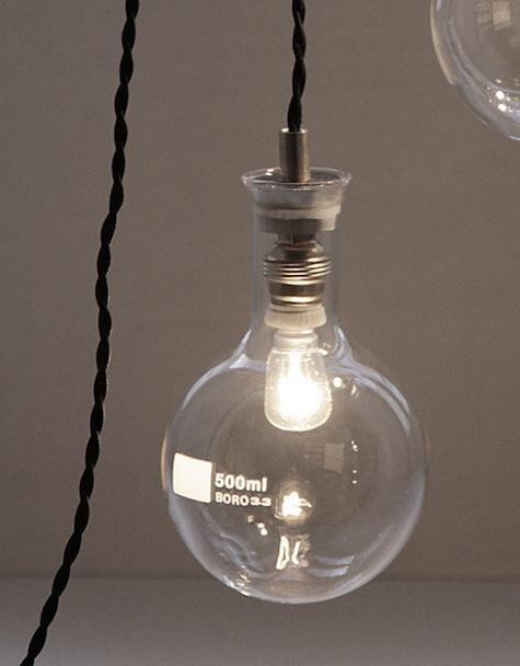 anve | laboratorio lamp
