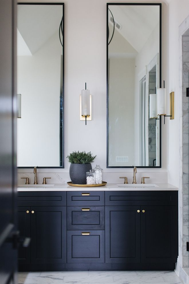 20 Beautiful Bathroom Mirror Ideas To Shake Up Your Morning Lipstick Trendy Pictures Bathroom Mirror Design Bathroom Mirror Frame Bathroom Mirror Cabinet
