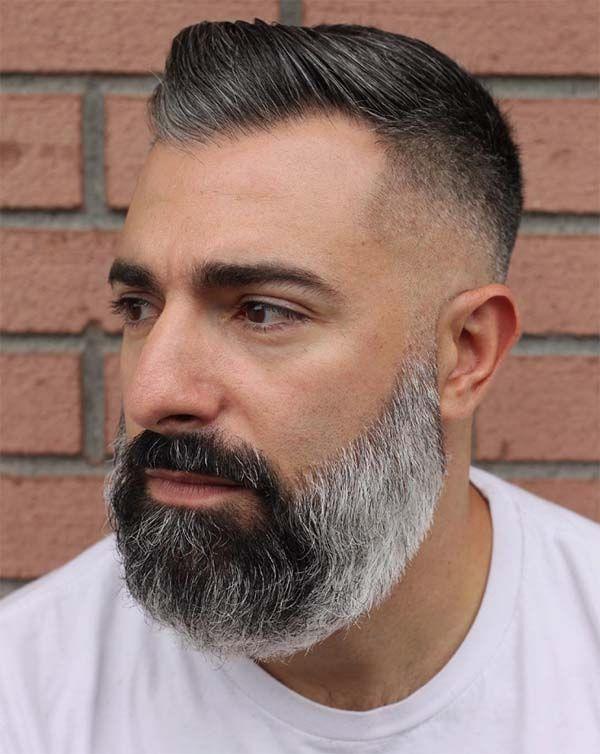 21+ Tight haircut with beard ideas