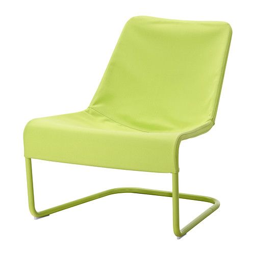 LOCKSTA Easy chair IKEA Easy to keep clean with a removable,machine washable cover.