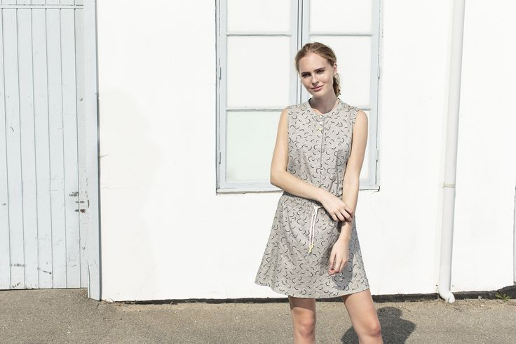 Nümph brand - Clothing – Style - Women fashion - Summer printed skirt and top outfit - Available at Forevermlle.com online store!
