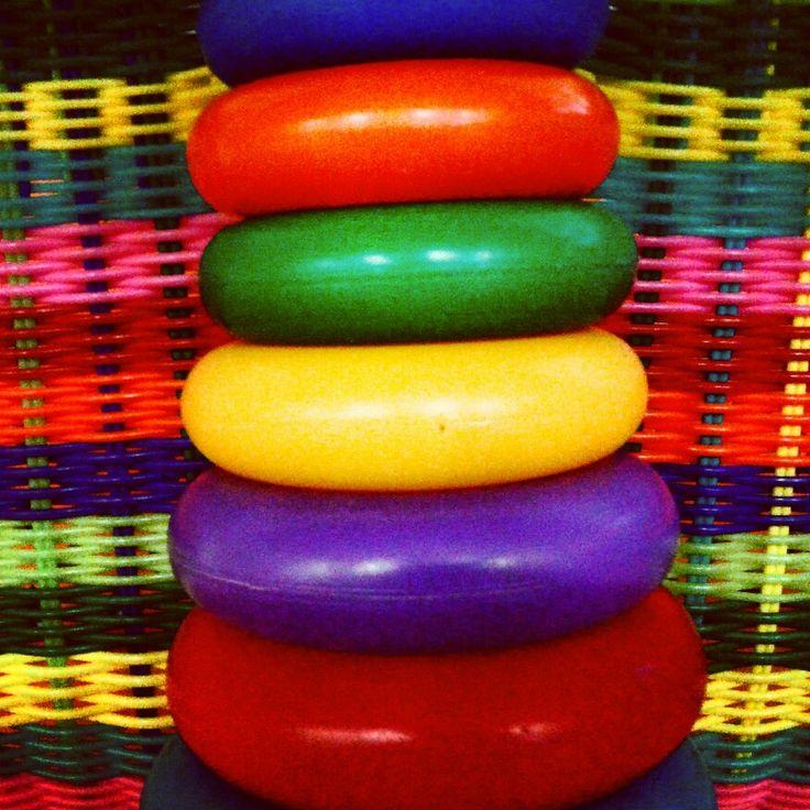 Estación de colores