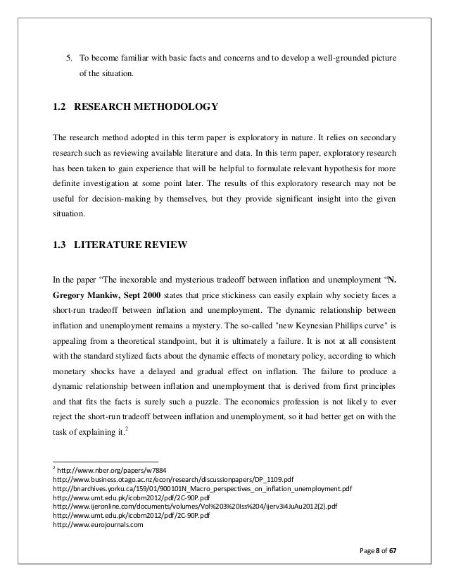 Research Paper Pdf Outline Format For A Research Paper Google