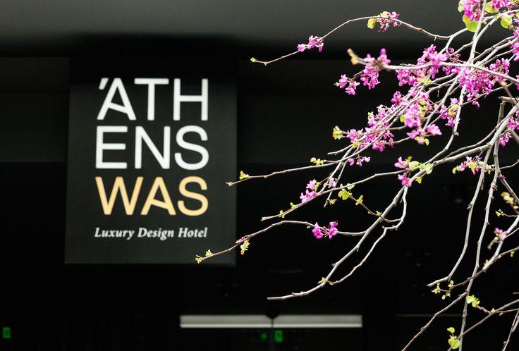 #AthensWas #DesignHotel #AthensHotels
