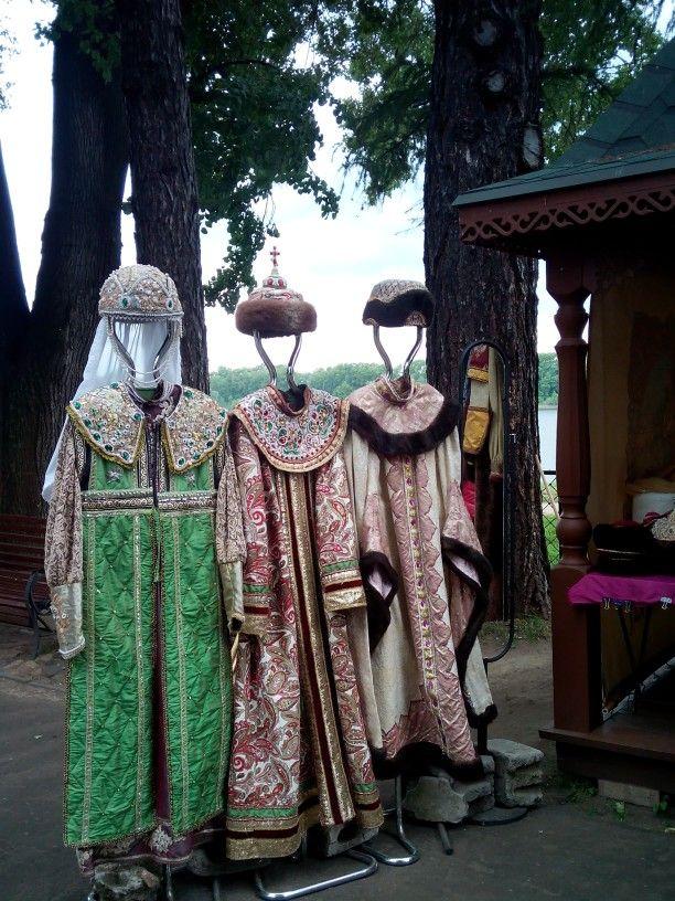 Одежда для цариц