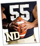 Hot memories of Notre Dame football at Culver - South Bend Tribune: Football