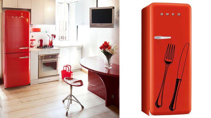 1000 id es sur le th me stickers pour frigo sur pinterest. Black Bedroom Furniture Sets. Home Design Ideas