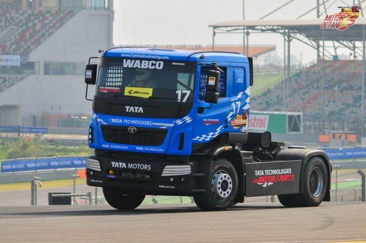 Tata Motors' T1 Prima Truck Racing on 15th Marchhttp://motoroctane.com/news/8018-tata-motors-t1-prima-truck-racing-15th-march