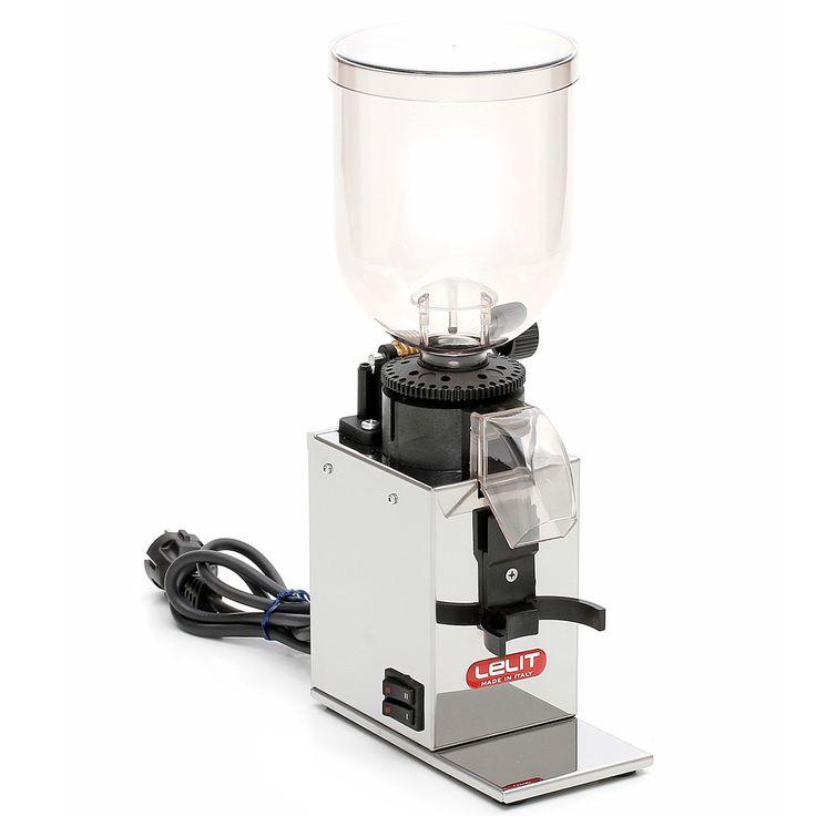 Personal Edge : Lelit LEPL043MMI Burr Coffee Grinder
