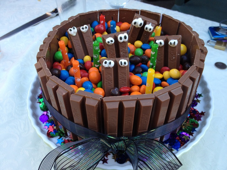 Scout Bake Off Cake