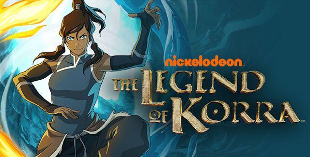 Avatar, le dernier maitre de l'air / La légende de Korra